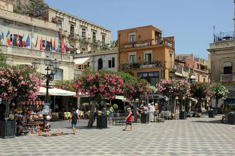 15-daagse rondreis Sicilië Compleet - Catania