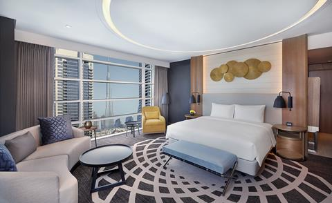 Goedkope zonvakantie Dubai - Hilton Doubletree Business Bay