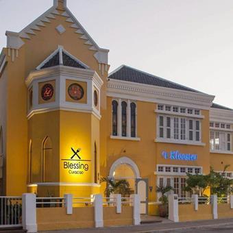 Boutique Hotel 't Klooster Curaçao Curaçao Willemstad sfeerfoto 2