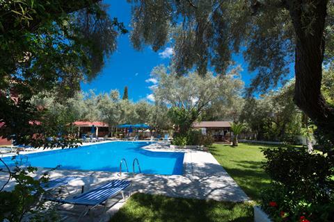 Villa Kazazis Griekenland Lefkas Ligia sfeerfoto 4
