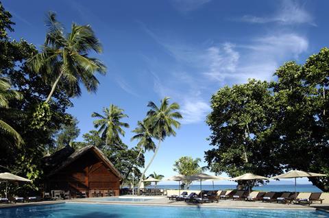 Berjaya Beau Vallon Bay Seychellen Mahé Beau Vallon sfeerfoto 4