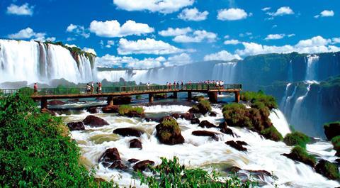 14-daagse rondreis Bruisend Brazilië