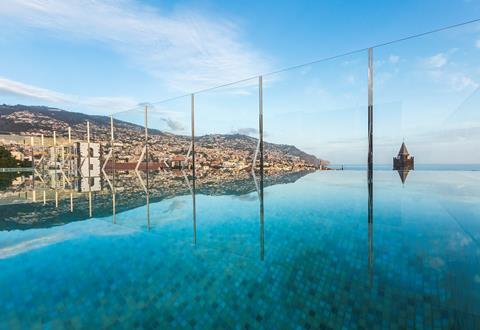 Castanheiro Portugal Madeira Funchal sfeerfoto 2