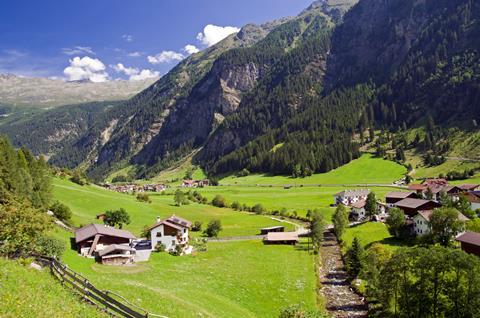 15 dg rondreis Oostenrijkse Alpen en Gardameer