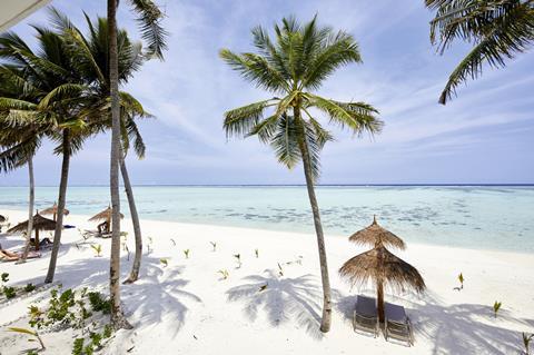 RIU Atoll Malediven Malediven Maafushi sfeerfoto 1