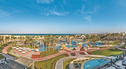 Rixos Premium Seagate Egypte Sharm el Sheikh Nabq Bay sfeerfoto 1