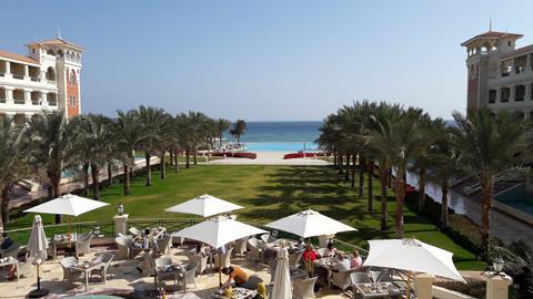 Baron Palace Egypte Hurghada Sahl Hasheesh sfeerfoto 3