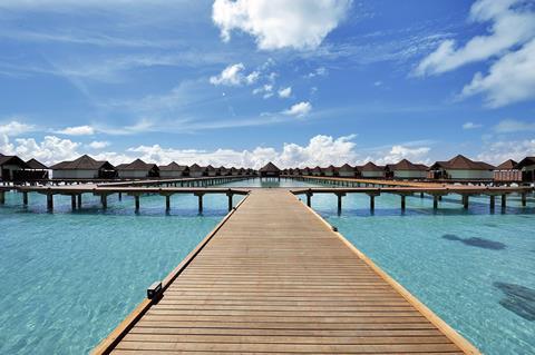 ROBINSON Club Maldives Malediven Malediven Gaafu Alif Atol sfeerfoto 2