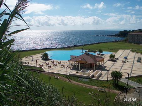 Terceira Mar Portugal Azoren Angra do Heroísmo sfeerfoto 1