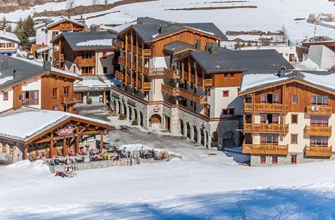Korting wintersport Franse Alpen ⛷️Les Balcons De Val Cenis Village