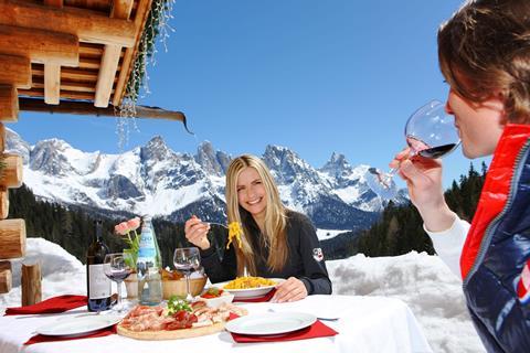 Korting skivakantie Dolomieten ⛷️Grüner Baum