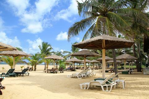 Goldi Sands Sri Lanka West-Sri Lanka Negombo sfeerfoto 3