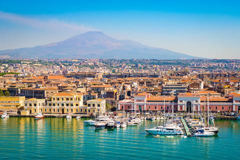 8-daagse rondreis Highlights van Sicilië Italië   sfeerfoto 1