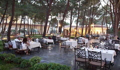 Ali Bey Resort Turkije Turkse Rivièra Side sfeerfoto 3