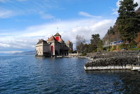 Alpha Palmiers Hotel Lausanne Wielrennen