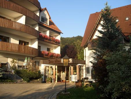 Landidyll Zum Alten Schloss