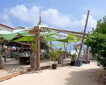 Sorobon Beach & Wellness Resort Bonaire Bonaire Lac Bay sfeerfoto 2