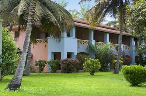 Kairaba Beach Hotel Gambia West Gambia Kololi sfeerfoto 1