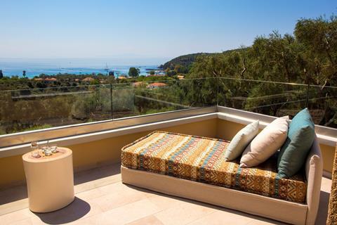Golden Bay Suites Griekenland Epirus Parga sfeerfoto 4