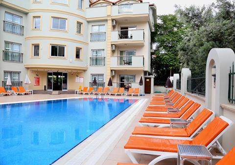 Club Karakas Turkije Lycische Kust Marmaris sfeerfoto 4