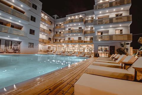 The Z Club Hotel Griekenland Kreta Chersonissos sfeerfoto 1