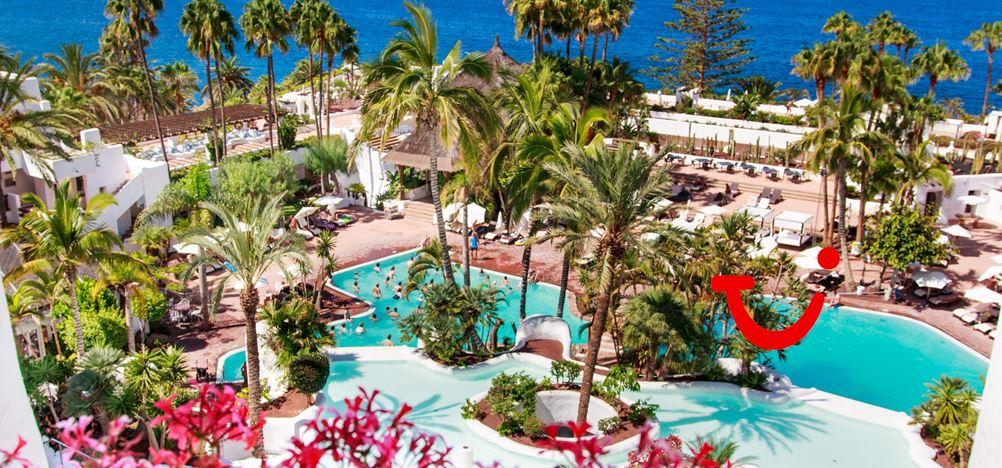 Jardin tropical hotel tenerife tui - Jardin tropical costa adeje ...