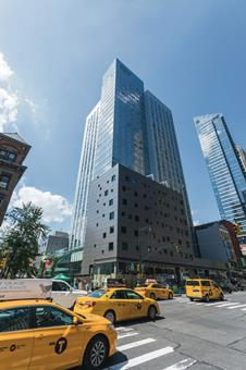 RIU Plaza New York Times Square - Hardlopen