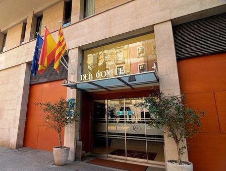 BCN Urbaness Hotels Del Comte