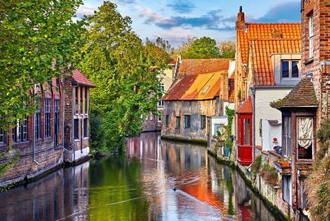 7-daagse fietsreis Vlaanderen en Belgische kust