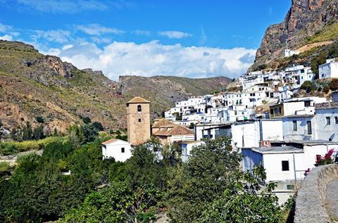 Last minute zonvakantie  🏝️8-daagse rondreis Karakteristiek Andalusië