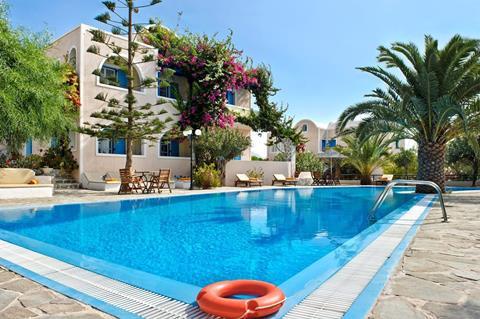 Paradise Resort Griekenland Cycladen Akrotiri sfeerfoto 4