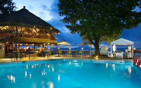 Coral Strand Seychellen Mahé Beau Vallon sfeerfoto 4