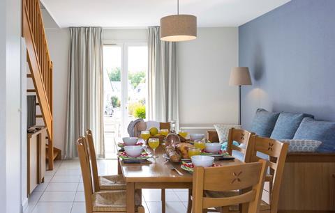 Goedkope autovakantie Bretagne 🚗️Odalys Residence Horizon Morgat