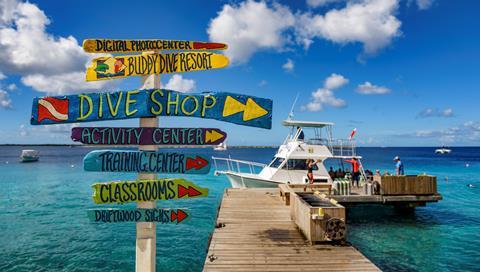 Buddy Dive Resort Bonaire Bonaire Kralendijk sfeerfoto 4