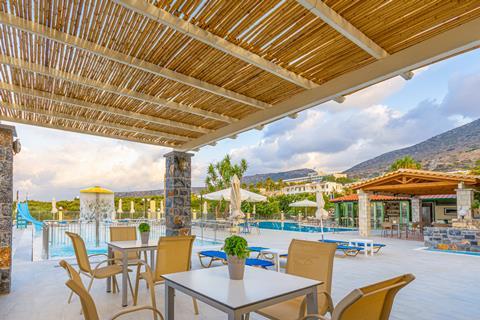 Villa Vicky Griekenland Kreta Chersonissos sfeerfoto 4
