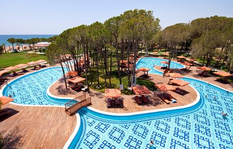 Ali Bey Resort Turkije Turkse Rivièra Side  sfeerfoto groot