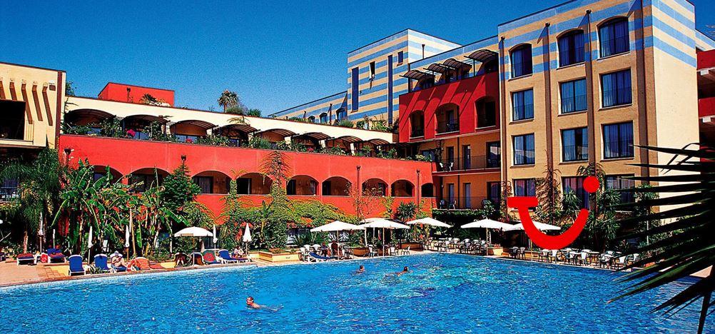 Caesar palace hotel giardini naxos itali tui - Villaggio giardini naxos all inclusive ...