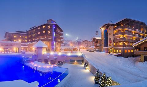 Goedkope skivakantie Salzburgerland ⛷️Alpinresort Sport & Spa