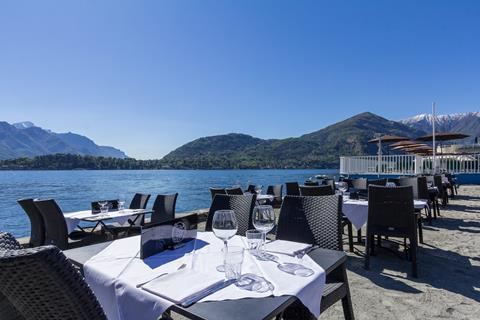 Grand Hotel Britannia Excelsior Italië Comomeer Griante-Cadenabbia sfeerfoto 3