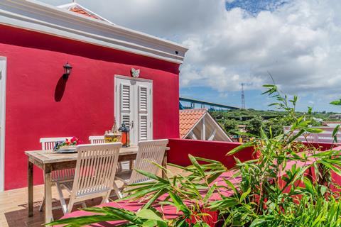 Bario Hotel Curaçao Curaçao Willemstad sfeerfoto 1