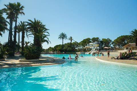 La Baume & La Palmeraie Frankrijk Côte d'Azur Fréjus sfeerfoto 1