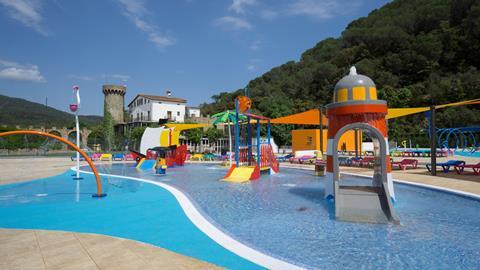 Med Playa Holiday Club San Eloy Spanje Catalonië Tossa de Mar sfeerfoto 3