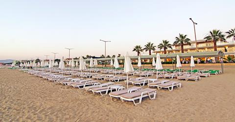 Palm Wings Beach Resort & Spa Turkije Noord-Egeïsche Kust Kusadasi sfeerfoto 2