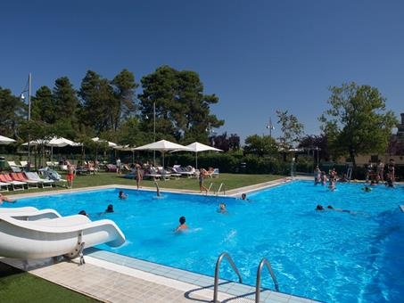 Vakantie in itali toscane hotels vakantiewoningen for Camping parco delle piscine toscane