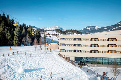 Korting skivakantie Kitzbüheler Alpen ⛷️TUI BLUE Fieberbrunn