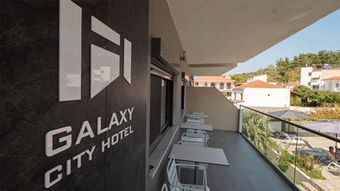 Galaxy City Hotel Griekenland Thassos Thassos-stad sfeerfoto 4
