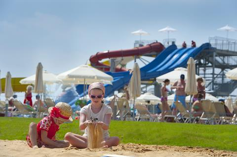 Louis Phaethon Beach Cyprus West-Cyprus Paphos sfeerfoto 4