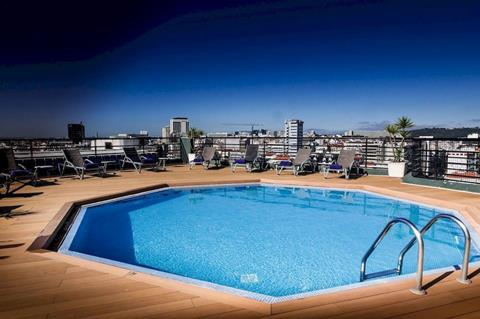 Holiday Inn Lisbon stedentrip met TUI