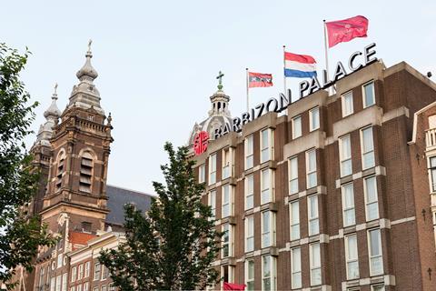 Voordelige stedentrip Noord-Holland - NH Collection Barbizon Palace