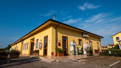 Gasparina Village Italië Gardameer Castelnuovo del Garda sfeerfoto 3